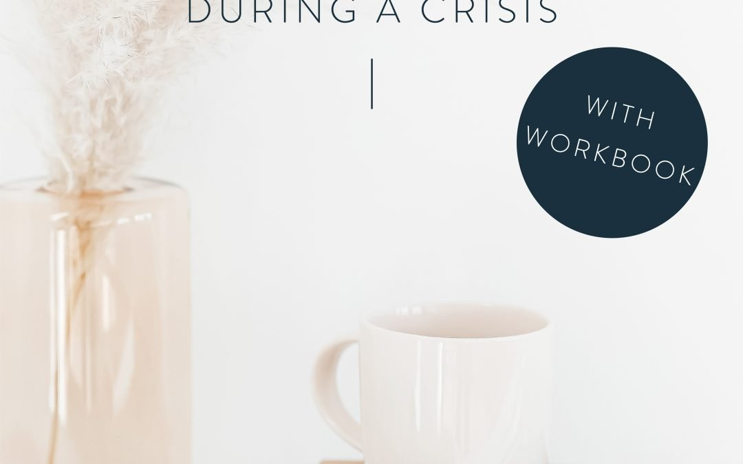 How to Show Up For Your Audience During a Crisis