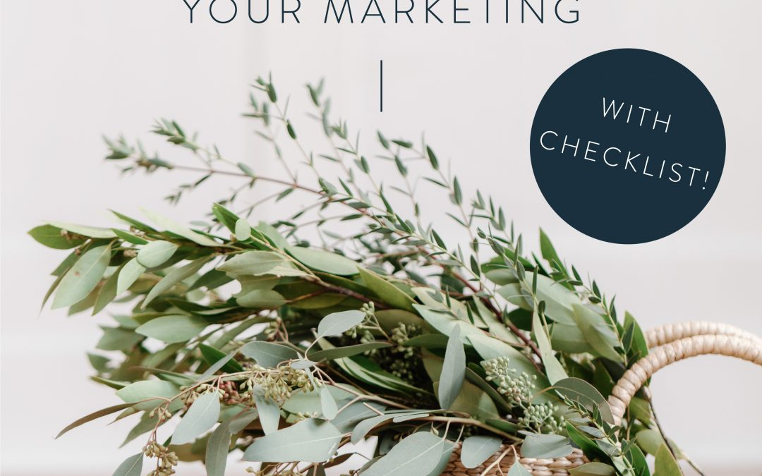 Easy Ways to Spring Clean Your Marketing