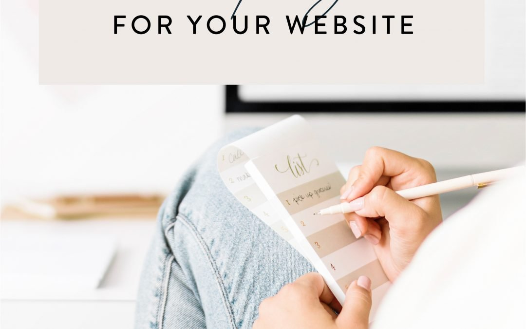 7 Tips for Building a Successful Homepage for Your Website