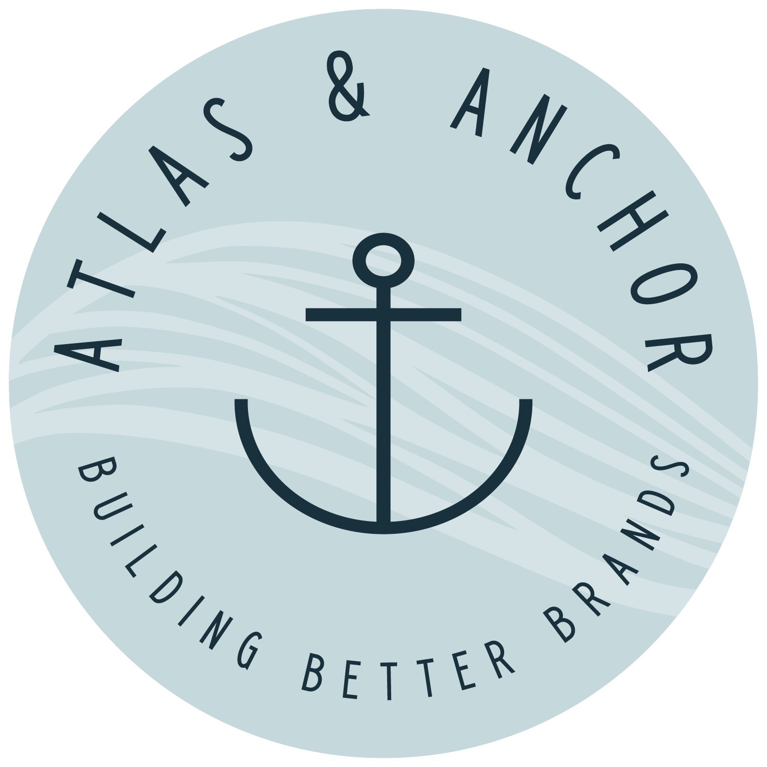 atlas and anchor submark