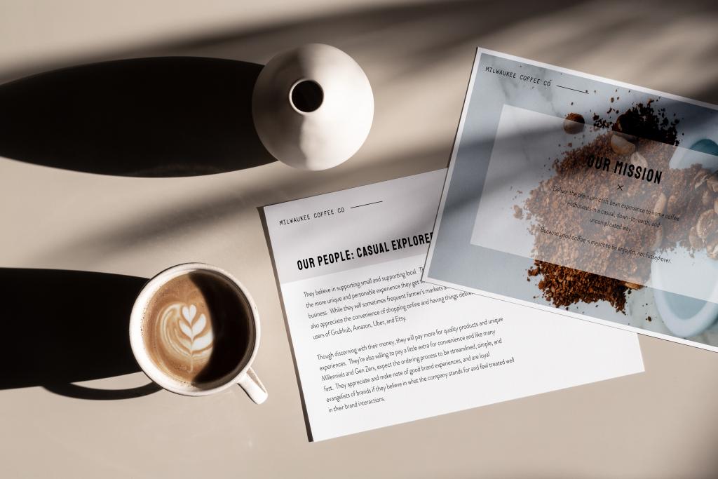 milwaukee coffee co brand guide