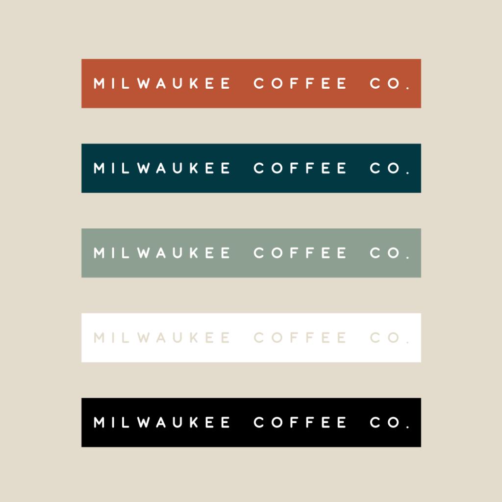 milwaukee coffee co secondary logo