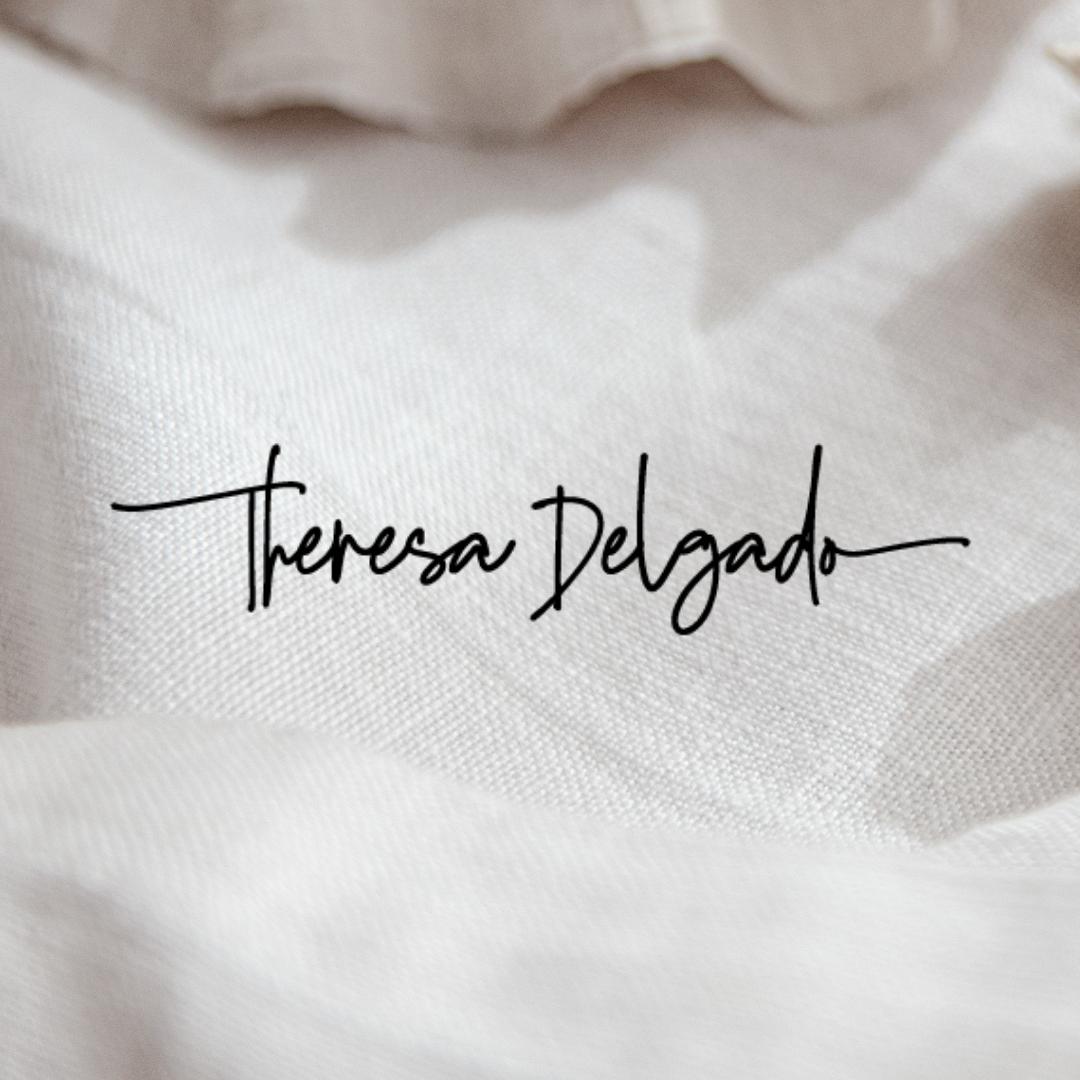 theresa delgado logo